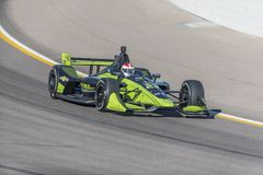 IndyCar: February 09 Prix View Stock Photography