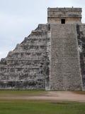 February in Chichen Itza, Yucatan, Mexico Stock Photography