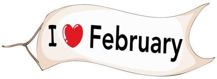 February Stock Photo
