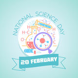 28 February  National Science Day Stock Photos