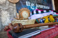 Objects used for shamanic ritual in Guatemala Stock Photos