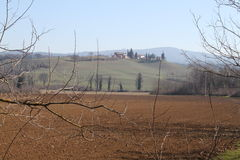 February in Tuscany Stock Photography