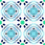 Fecha de Forsythililac del fractal del batik Fotografía de archivo