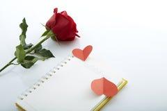 Fecha del 14 de febrero Imágenes de archivo libres de regalías