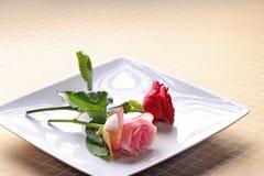 Fecha romántica Foto de archivo libre de regalías