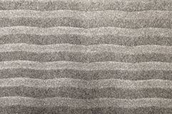 Fechado acima de Gray Fold Paper Pattern Imagens de Stock