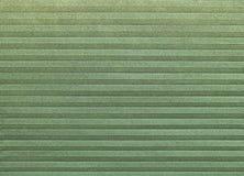 Fechado acima de Olive Green Fold Paper Pattern Fotos de Stock Royalty Free