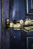Fechadura da porta Imagens de Stock