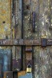 Fechamentos do metal imagens de stock royalty free