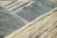 Feche acima da areia Foto de Stock Royalty Free