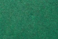Feche acima da esponja de esfrega verde Foto de Stock