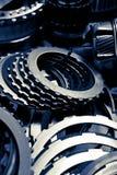 Conjunto da engrenagem do automóvel Imagens de Stock