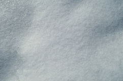 Feche acima da neve branca Foto de Stock