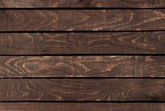 Feche acima da parede feita de madeira Imagem de Stock Royalty Free