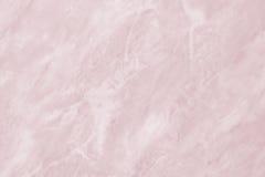 Feche acima da superfície de mármore cor-de-rosa. Fundo Fotografia de Stock Royalty Free