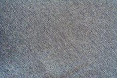Feche acima da textura cinzenta da tela Fundo Imagem de Stock