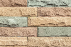 Feche acima da textura da parede de tijolo Fotografia de Stock
