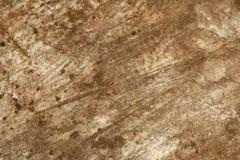 Feche acima da textura do assoalho do cimento, fundo Fotos de Stock