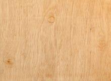 Feche acima da textura do fundo da madeira compensada Imagens de Stock Royalty Free