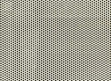 Feche acima da textura do furo redondo Imagem de Stock