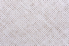 Feche acima da textura do weave da palha Foto de Stock