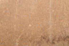 Feche acima da textura suja carimbada da foto do cartão Imagem de Stock Royalty Free