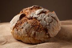 Feche acima da vista de um pão cozido tradicional português Fotografia de Stock Royalty Free