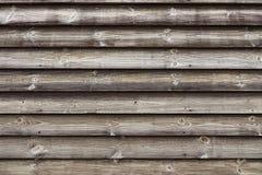 Feche acima de Barnwood rústico Textured resistido natural Unpainted Foto de Stock