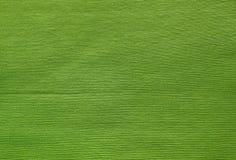 Feche acima de Olive Cotton Textile Texture verde imagens de stock royalty free