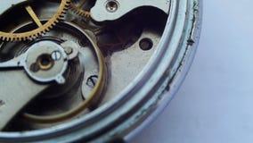 Feche acima de um mecanismo do pulso de disparo interno vídeos de arquivo