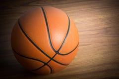 Feche acima do basquetebol Foto de Stock