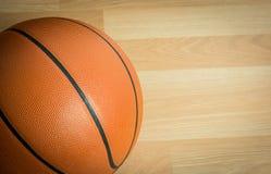 Feche acima do basquetebol Imagens de Stock
