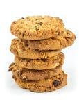 Feche acima do biscoito Fotografia de Stock