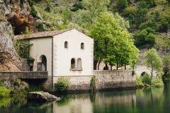 Feche acima do eremitério de San Domenico fotografia de stock royalty free