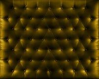 Feche acima do estilo retro do sofá Imagens de Stock Royalty Free