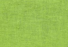 Feche acima do teste padrão do fundo da textura Chartreuse verde de matéria têxtil Imagens de Stock