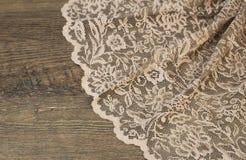 Feche acima do tule bonito do rosa do vintage Amostra completa da tela das cortinas Textura, fundo, teste padrão Conceito do casa Fotos de Stock Royalty Free