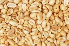 Feche acima dos amendoins Imagens de Stock