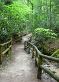 fechtująca się ' the pathway ' Zdjęcie Stock