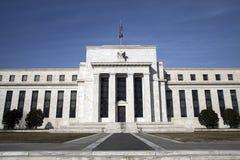 Fed-Ansicht zwei Stockfotografie