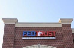 Fed Trust Federal Credit Union Immagine Stock