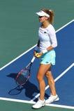FedCup tennis match Ukraine vs Argentina Royalty Free Stock Images