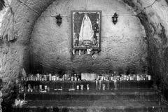 Fede cattolica Fotografie Stock Libere da Diritti