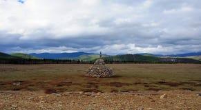 Fede del Tibet Fotografia Stock Libera da Diritti