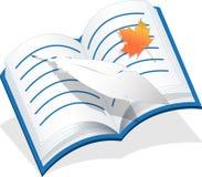 Feder und Notizbuch Lizenzfreies Stockfoto