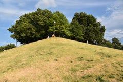 Federaal Heuvelpark in Baltimore stock foto