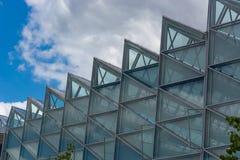 Federacyjna środowisko agencja w Dessau fotografia stock
