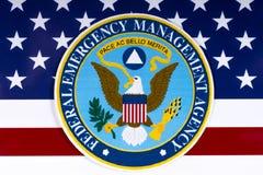 Federacyjna Przeciwawaryjnego zarządzania agencja obraz stock