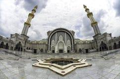 Federacyjnego terytorium meczet Zdjęcia Royalty Free