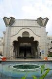 Federacyjnego terytorium meczet a K masjid Wilayah Persekutuan Zdjęcie Stock